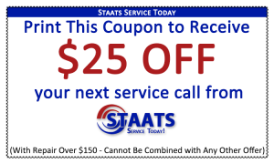 25 off Service Coupon